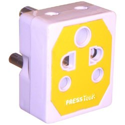 Press Fit Electrical 3 Pin Multi Plugs