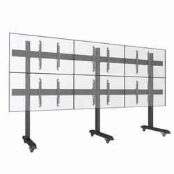Mobile Video Wall Xtra Large Stand