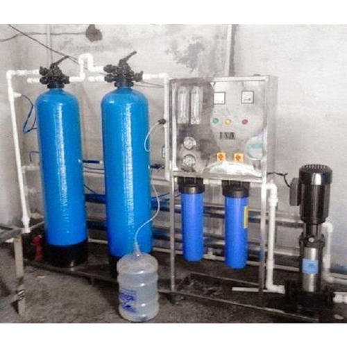 18bfcd6d413 FRP 1000 LPH RO Water Plant
