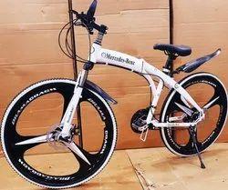 Edge White Mercedes Benz Folding Cycle