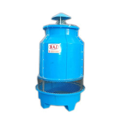 FRP Bottle Shape Cooling Tower