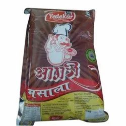 Yedekar Aagri Masala, Packaging Size: 1 Kg, Packaging Type: Packet
