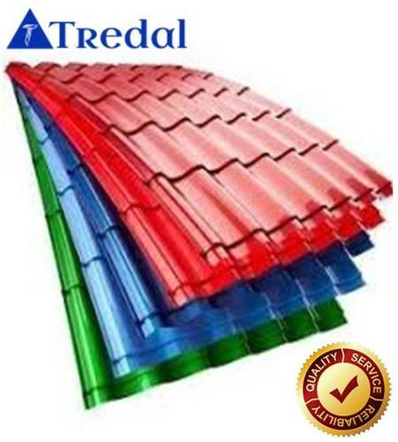 Steel / Stainless Steel, Aluminum Galvanised Iron Colour Sheets, Rs ...
