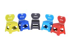 Plastic Folding Baby Chair