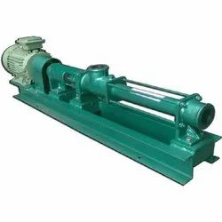 Industrial Chemical Screw Pumps