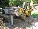 Backhoeloader & Loader Attachments Concrete Mixer Bucket