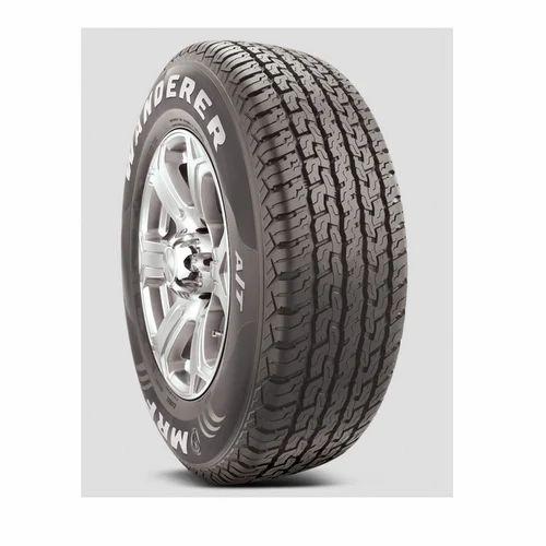Mrf Passenger Car Tyre Ford Endeavour New  R Wanderer