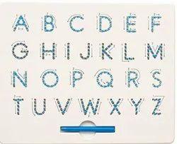 Magnetic Alphabet Pad
