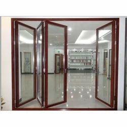 Aluminum Folding Door - Manufacturers & Suppliers of Aluminum ...