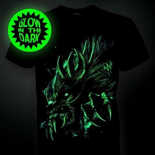 Image result for glow t shirts