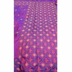 Kasuti Traditional Saree, With Blouse Piece