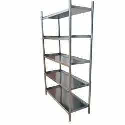 Stainless Steel Storage Rack