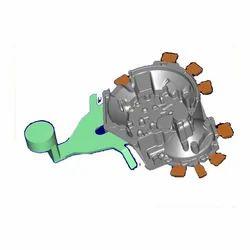 AGCPL Aluminum die casting Zinc die casting Pressure Die Casting Tools