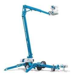 Articulated Boom Lift on Hire