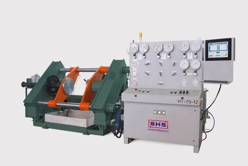 HT-SSF-70 Horizontal Valve Test Bench