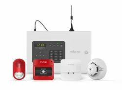 Addressable Mild Steel And ABS Wired Fire Alarm System