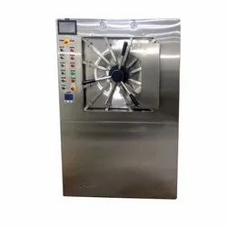 Horizontal Double Wall Fully Automatic Autoclave Sterilizer, 18kw