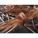 Copper Cable Scrap, Grade: Grade A, Packaging Size: 50 Kg