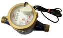 Everest Manual Automatic Water Meter, Line Size: 15 Mm - 50 Mm, Is 77994