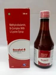 Methylcobalamin,B-Complex With L-Lysine Syrup