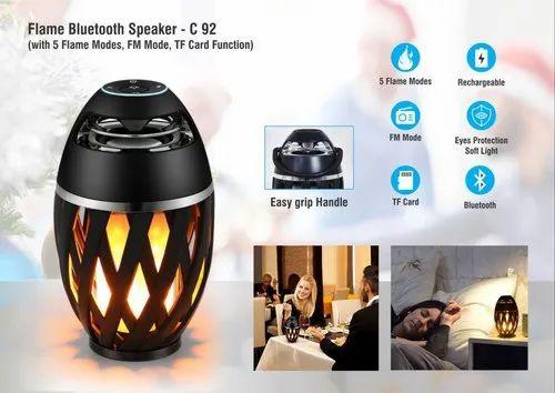 C92 Flame Bluetooth Speaker