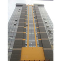 Office Structure Glass Glazing