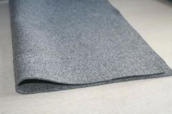 Grey Plain Geotextile Fabric