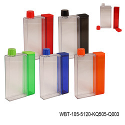 Note Book with Snaks box Bottle-WBT-105-380ml