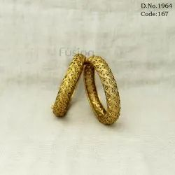 Mumbai Round Traditional Antique Designer Bangles