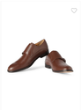 Van Heusen Brown Formal Shoes Vhmms00414, Size: 9