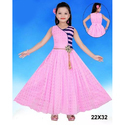 Kids Colored Frock