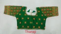 Thanaji Embroidery Work Blouse
