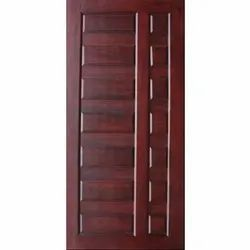 Brown Readymade Wooden Doors