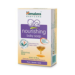 125gm Moisturizing Baby Soap