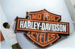 Brand Logo Signage