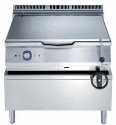 Eletrolux 100 ltr Gas Tilting Braising Pan