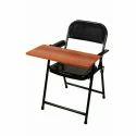 Ms Black Metal Folding Study Chairs