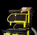 KM-7520 Paediatric Series Manual Wheelchair