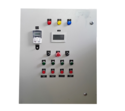 0.75 - 1200 Kw Single Phase Plc Control Panel, For Power House
