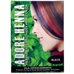 Natural Brown Adore Henna for Parlour, Pack Size: 100g Box