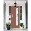 Entrance FRP Door