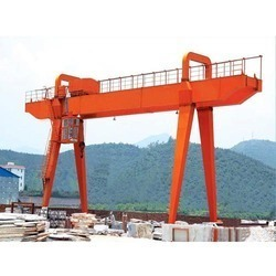 Goliath Double Beam Crane