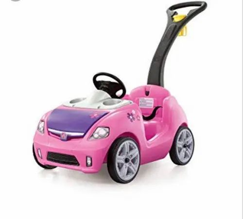 Whisper Ride Pink Car Vehicle Model S015 824200 Capacity 2 Kids Rs 8000 Piece Id 21128682562