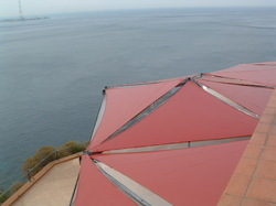 Shade Sails Fabricated Tents, Shape: Dome