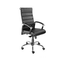 Black Rotatable Office Chair