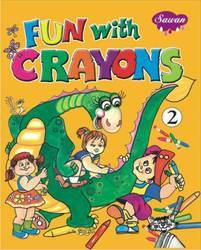 Fun With Crayons 2 Book