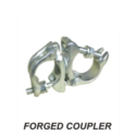 Forged Double Coupler