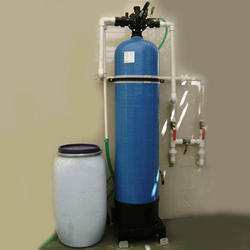 Water Softener 250 LPH