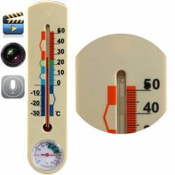 Spy Thermometer Hidden Camera