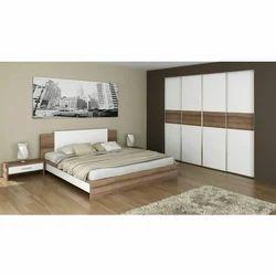 Wooden Bedroom Double Bed